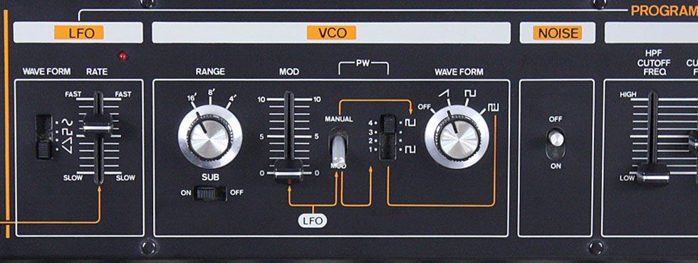 AM8400 Jupiter 4 VCO @ AMSynths